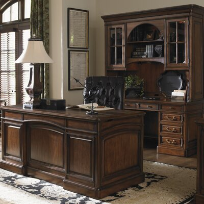 Breckenridge Broadmoor Credenza Desk Office Suite