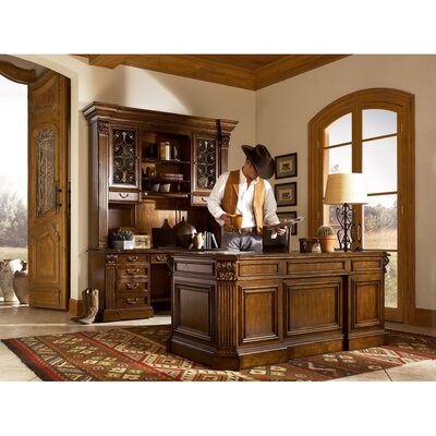 Sligh Laredo Credenza with Storage Deck