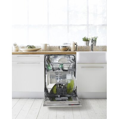 ASKO ADA Fully Integrated Dishwasher - Custom Panel