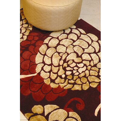 Loloi Rugs Kenton Wine Rug