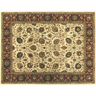 Loloi Rugs Oak Ivory/Red Rug