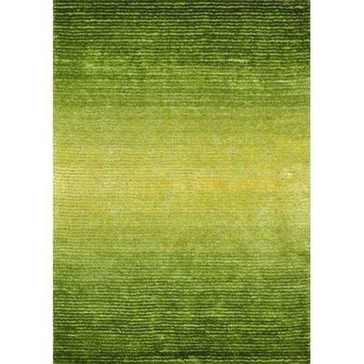 Loloi Rugs Jasper Shag Green Glow Rug
