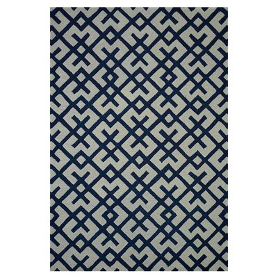 <strong>Loloi Rugs</strong> Weston Ivory/Navy Rug