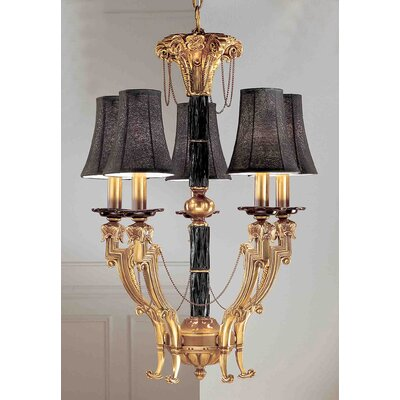Duke 5 Light Chandelier
