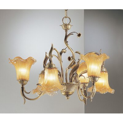 Classic Lighting Venezia Up and Down 2 Light Chandelier