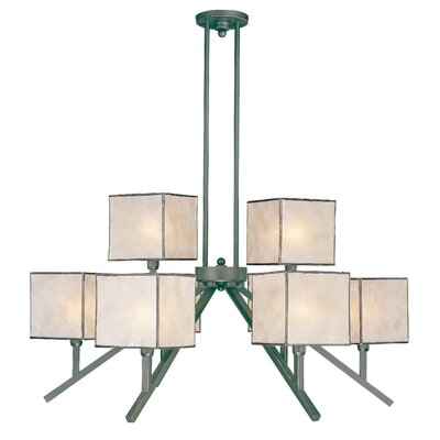 Richland 8 Light Chandelier
