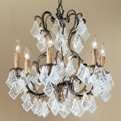 Parisian 6 Light Chandelier