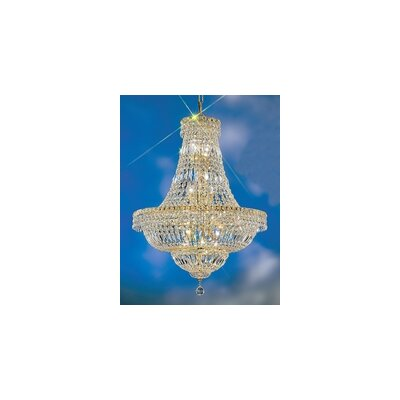 Classic Lighting Princess Chandelier