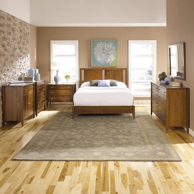 Copeland Furniture Dominion Platform Bedroom Colection