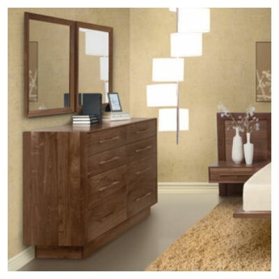 Copeland Furniture Moduluxe 4 Drawer Dresser