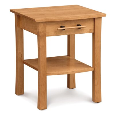 Monterey 1 Drawer Nightstand with Shelf