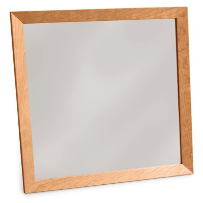 Copeland Furniture Mansfield Wall Mirror in Cherry