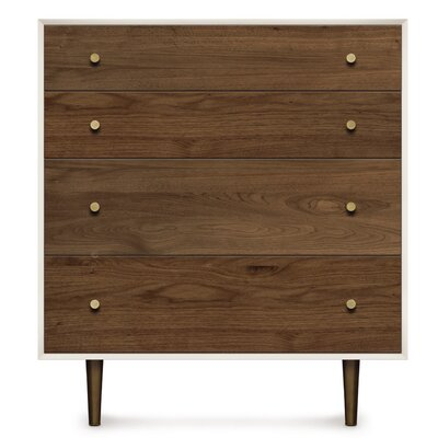 Copeland Furniture Mimo 4 Drawer Dresser