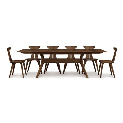 "Copeland Furniture Audrey 72"" - 96"" Extension Dining Table"