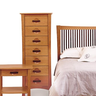 Top CoatBerkeley 7 Drawer Chest