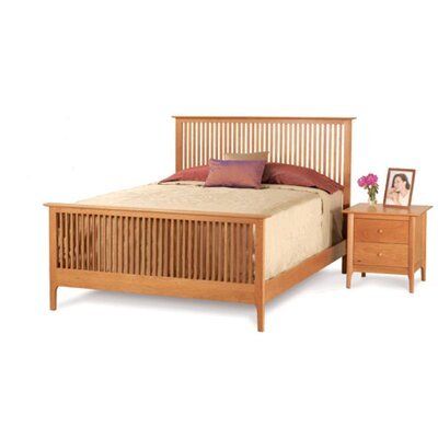 Copeland Furniture Sarah Spindle Bedroom Set with High Footboard