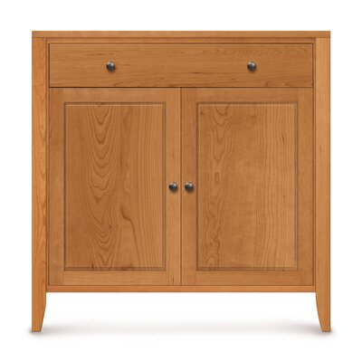 Dominion 1 Drawer with Cabinet Overhanging Top