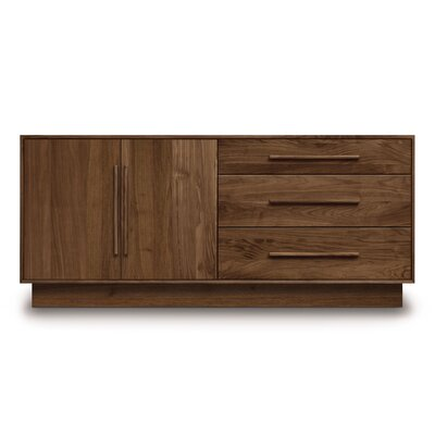 Copeland Furniture Moduluxe 3 Right Drawer Dresser