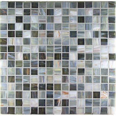 Glass Mosaic in Mix Grigio