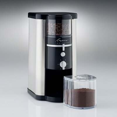 Capresso Burr Grinder in Stainless Steel