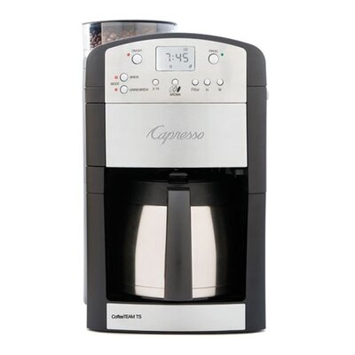 Coffee Team 10 Cup Digital Coffee Maker