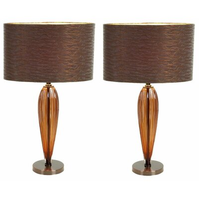 Aspire Kiara Modern Table Lamp (Set of 2)