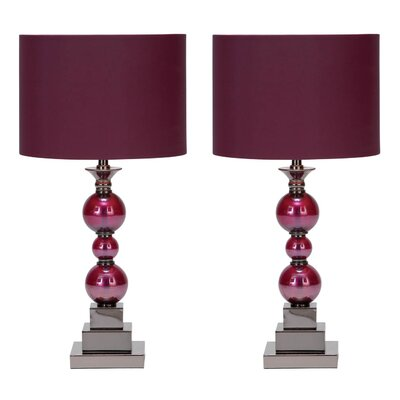 Aspire Bennie Table Lamp (Set of 2) (Set of 2)