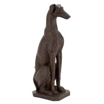 Greyhound Dog Statue