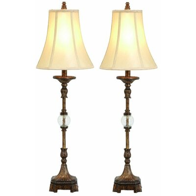 Aspire Pax Buffet Table Lamp (Set of 2)