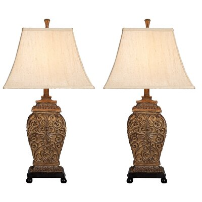 <strong>Aspire</strong> Fallon Table Lamp (Set of 2) (Set of 2)