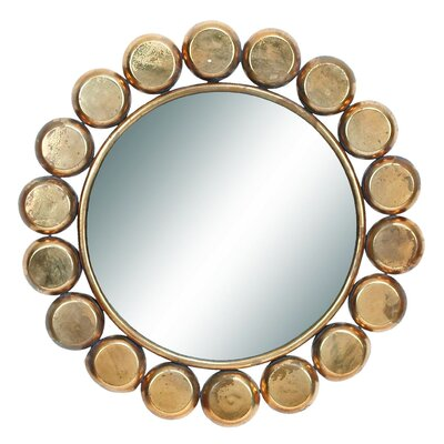 Industrial Chic Wall Mirror
