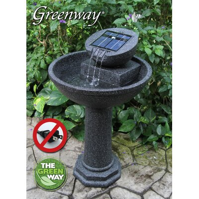 Rosella Solar Fountain