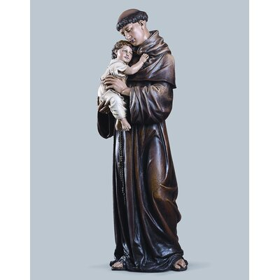 Roman, Inc. Joseph Studio St. Anthony Figurine