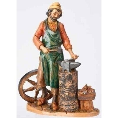 Roman, Inc. Orion The Blacksmith Figure