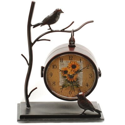 Ashton Sutton Table Clock