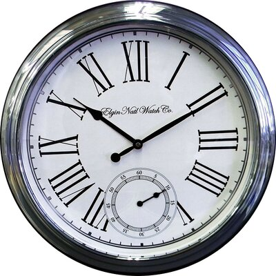 Elgin Classic Wall Clock