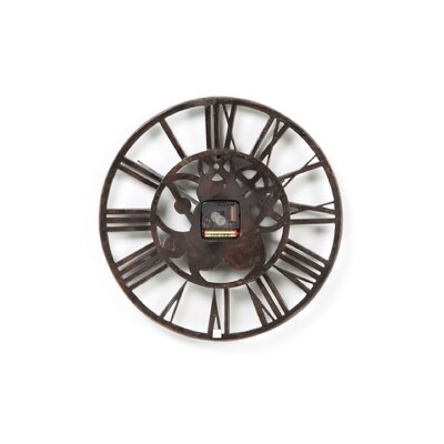 Ashton Sutton Classic Gear Wall Clock