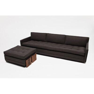 ARTLESS Up Solutions Sofa and Ottoman