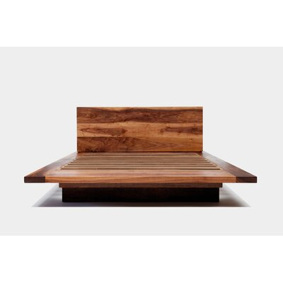 ARTLESS SQB Walnut Bed