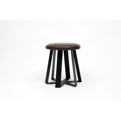 ARTLESS ARS Leather Seat Stool