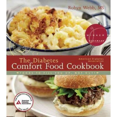 PGW The Diabetes Comfort Food Cookbook