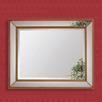 La Scala Wall Mirror - Antique Gold