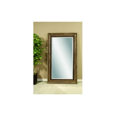 Sergio Leaner Mirror - Antique Gold