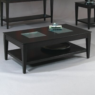 Bassett Mirror Mocchiato Rectangle Cocktail Table
