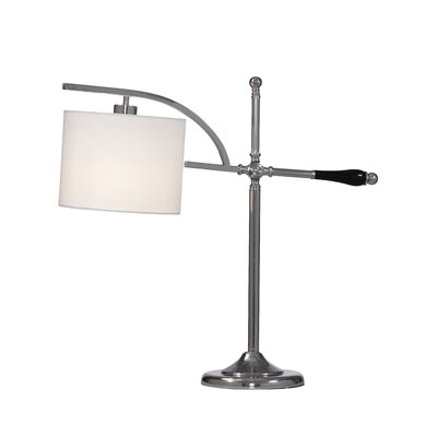 "Bassett Mirror Cadence 29"" H Table Lamp with Drum Shade"