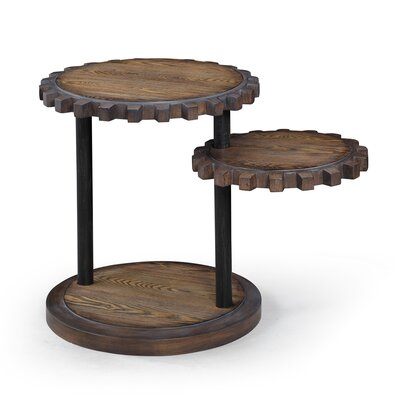 Bassett Mirror Sprockets End Table