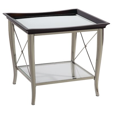 Bassett Mirror Thaxton End Table