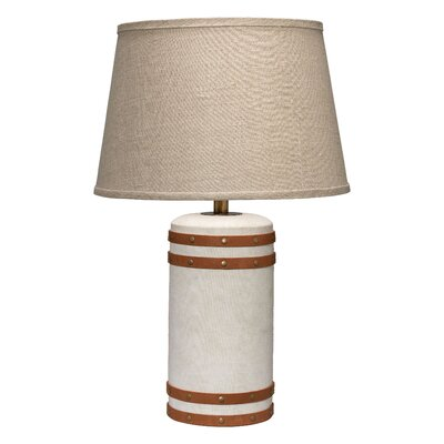 "Jamie Young Company 22"" H Barrel Table Lamp"