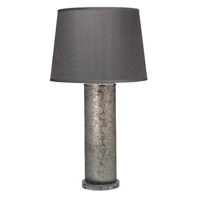 "Jamie Young Company Lattice 34"" H Table Lamp with Empire Shade"