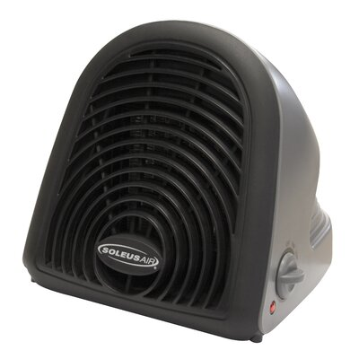 1,500 Watt Fan Forced Compact Personal Space Heater
